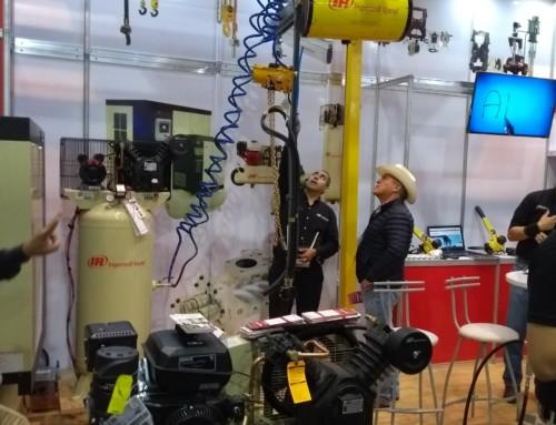 Gracias por su visita en Expo Proveedores del Transporte